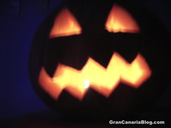 Halloween in Gran Canaria