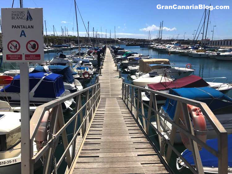 Pasito Blanco Marina Gran Canaria