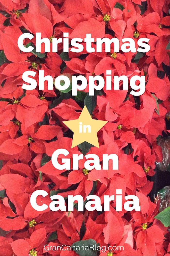 Christmas Shopping in Gran Canaria