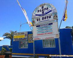 Bar Playa El Boya Restaurant El Pajar