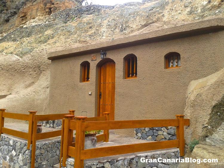 Casas Rurales Guayadeque Caves Gran Canaria