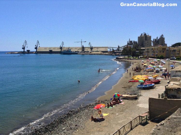 El Pajar Beach Gran Canaria