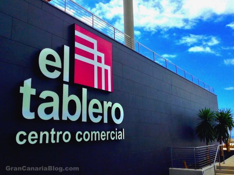 El Tablero Shopping Center Gran Canaria