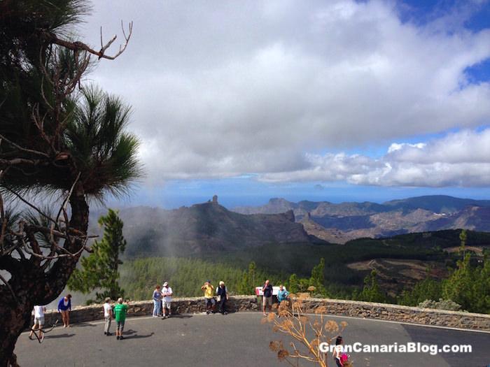 Pico de las Nieves Gran Canaria