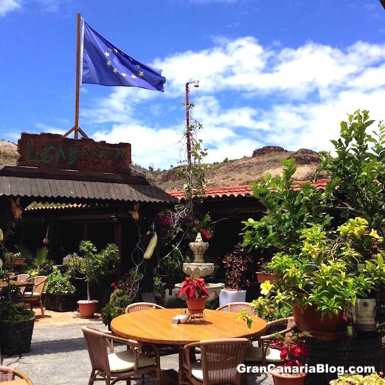 La Cabañita Park Restaurant Gran Canaria