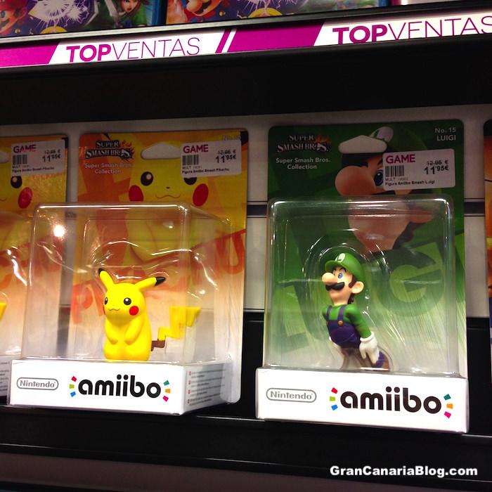amiibo Figures Gran Canaria GAME