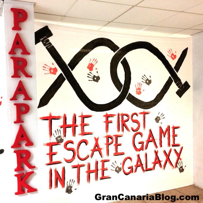 Parapark Gran Canaria Real Life Escape the Room Game