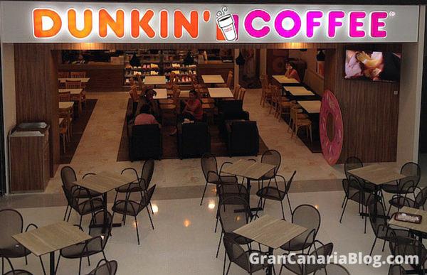 Dunkin Coffee Gran Canaria