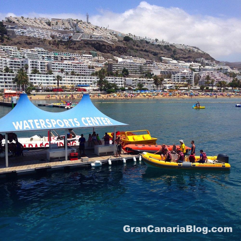 Puerto Rico Beach Gran Canaria Watersports Center Gran Canaria