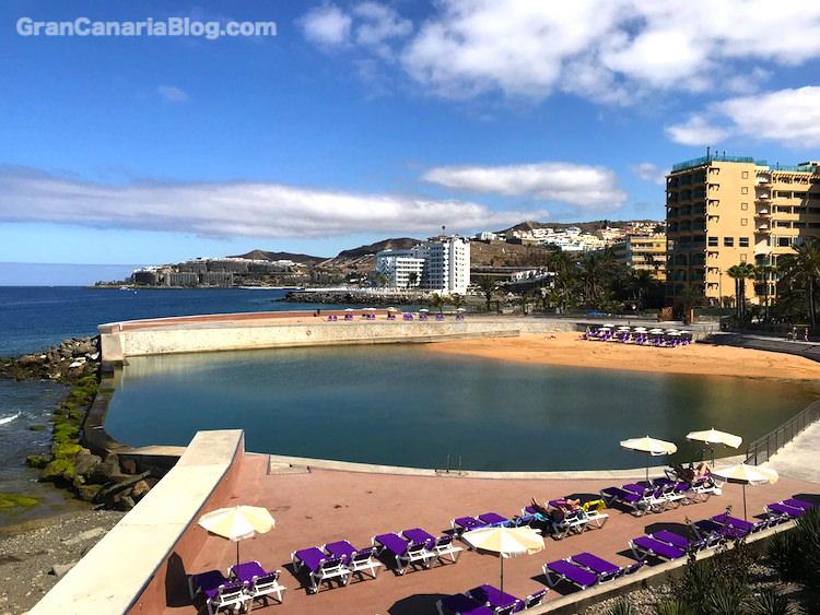 La Lajilla Beach Arguineguin Gran Canaria