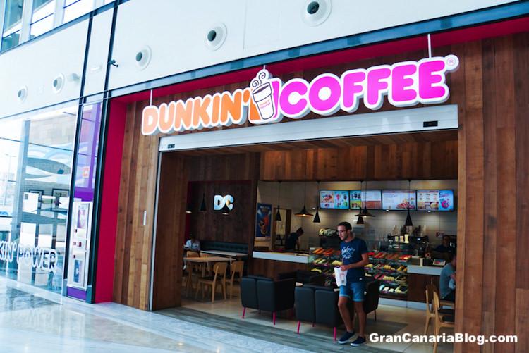 Dunkin Coffee El Mirador Telde Gran Canaria