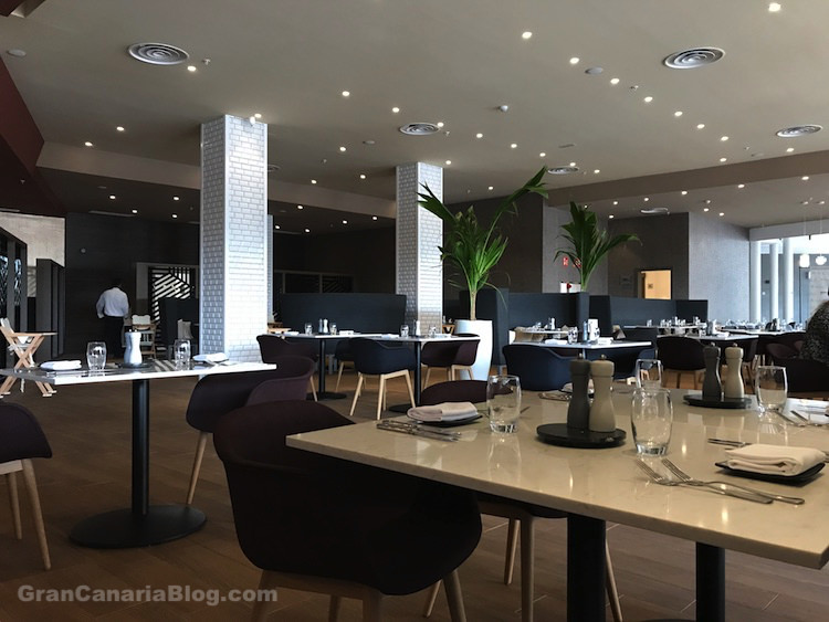 Radisson Blu Mogan Restaurant