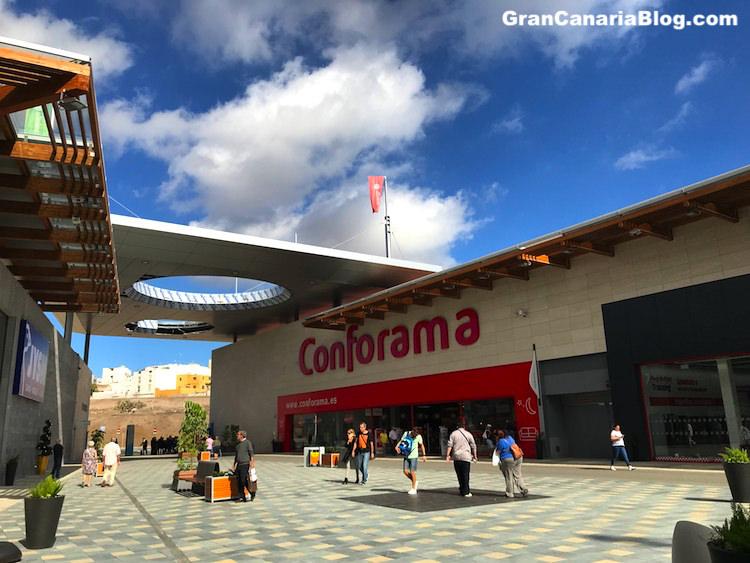 Conforama Gran Canaria Los Alisios