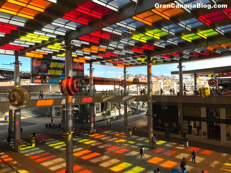 Los Alisios Shopping Center Gran Canaria