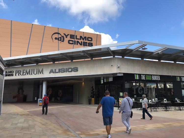 Yelmo Cines Los Alisios Gran Canaria