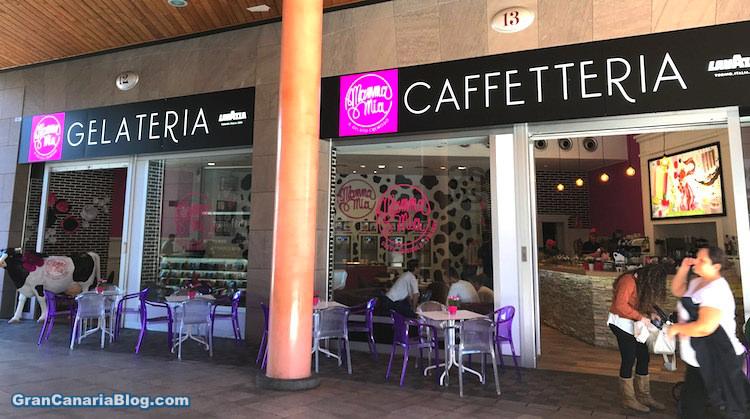 Mamma Mia Gelateria Las Terrazas Gran Canaria