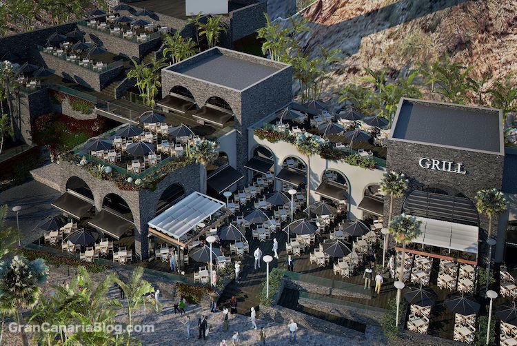Mogan Mall Restaurants