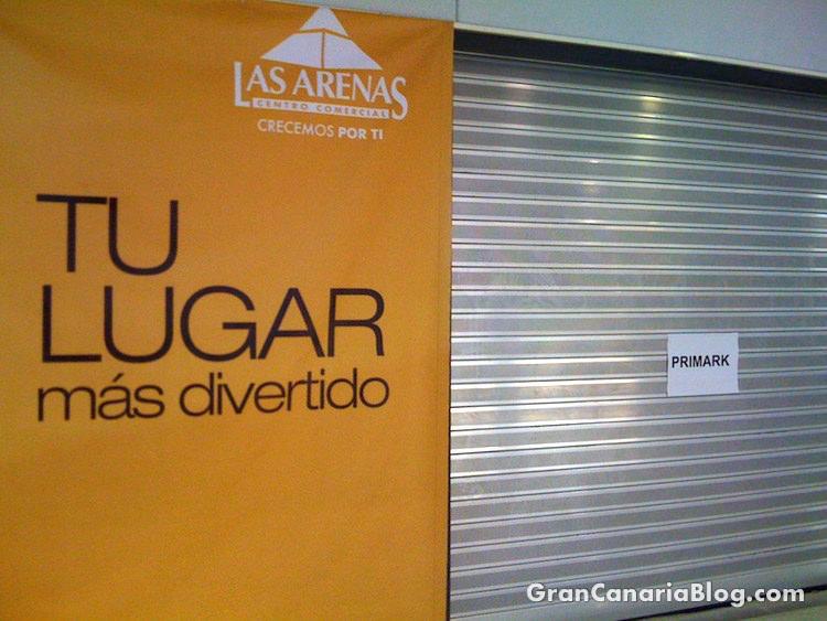 Primark Gran Canaria Opening Soon