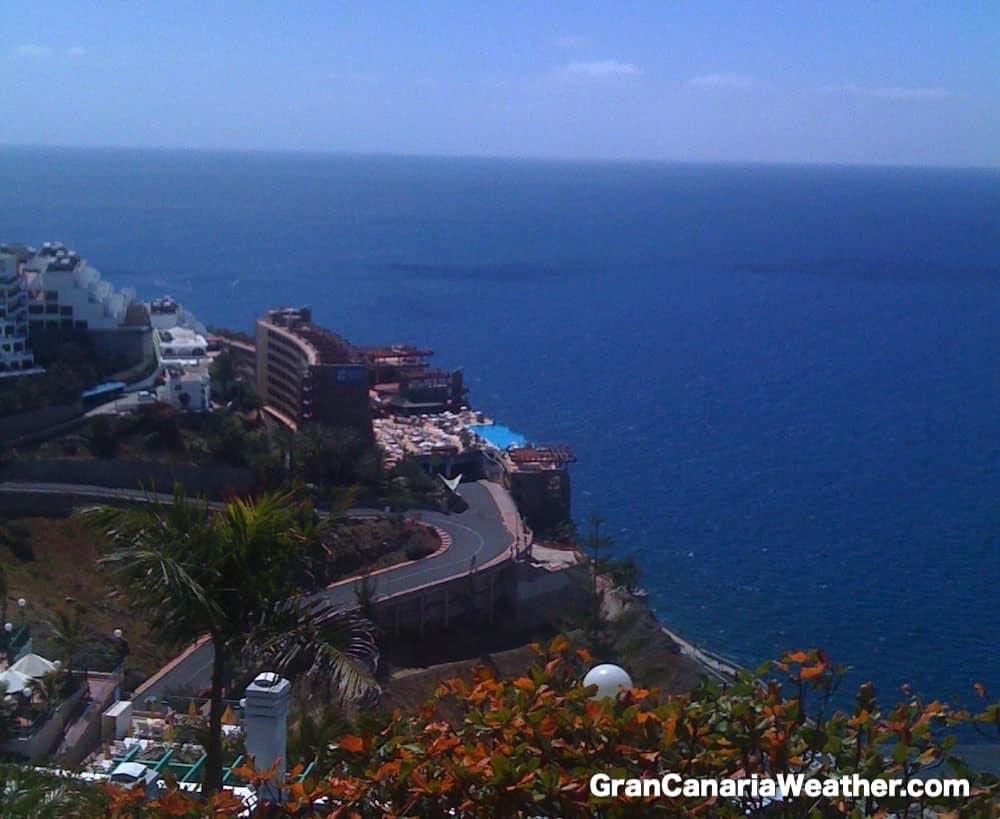 Gran Canaria Weather April Gloria Palace Amadores 2011