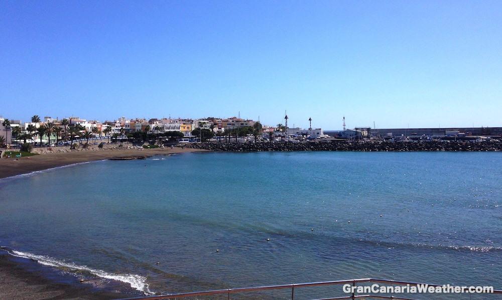 Gran Canaria Weather April Arguineguin 2016