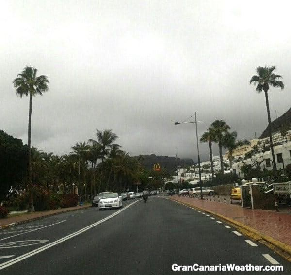Gran Canaria Weather April Puerto Rico Rain 2012