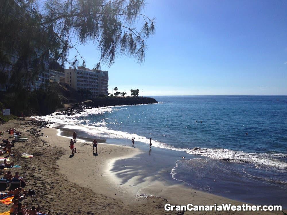 Gran Canaria Weather January Patalavaca Beach 2014