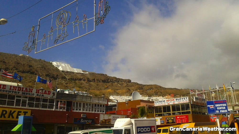 Gran Canaria Weather January Puerto Rico Shopping Center 2012