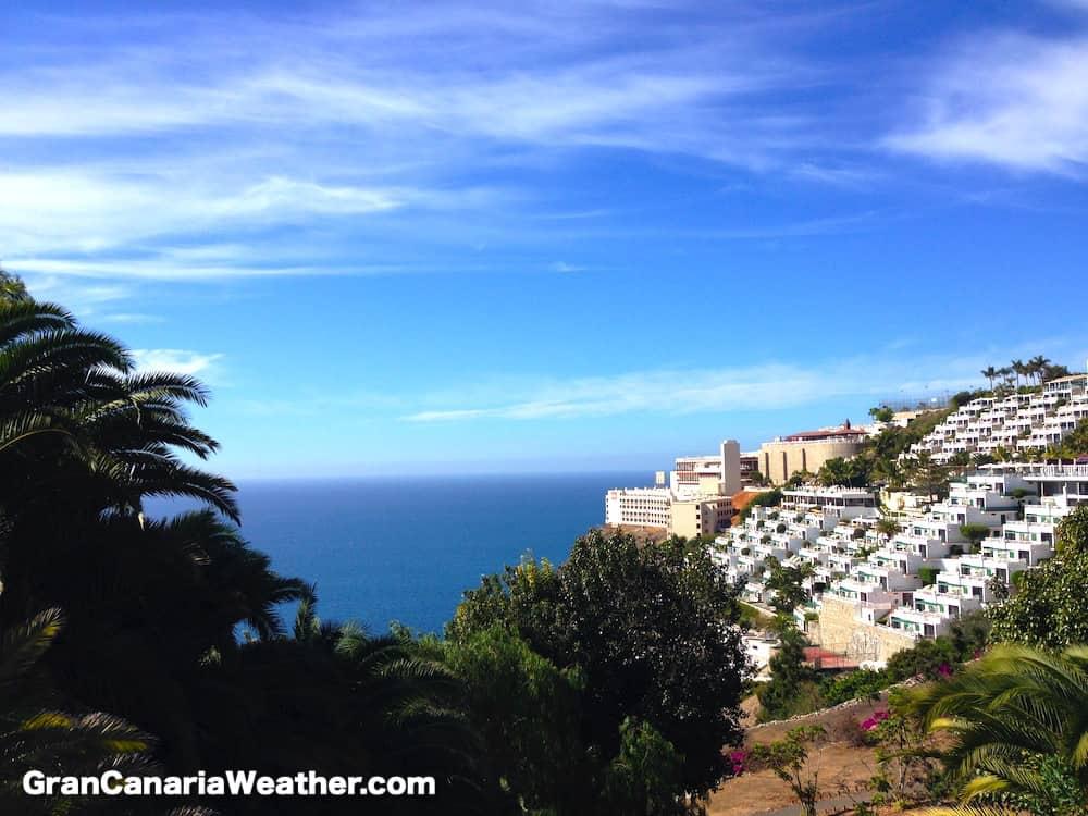 Gran Canaria Weather January RIU Vistamar and Altamar 2016