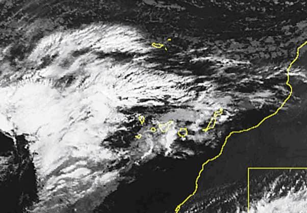 Gran Canaria Weather January Storm 2011