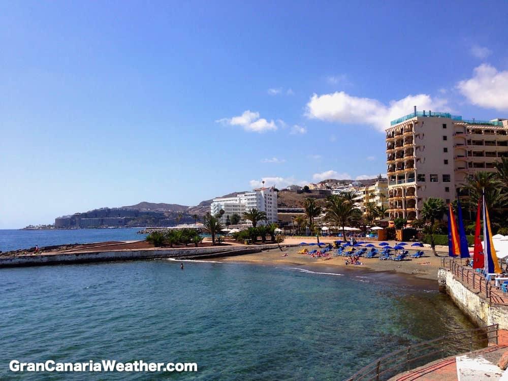 Gran Canaria Weather May La Lajilla Arguineguin 2014