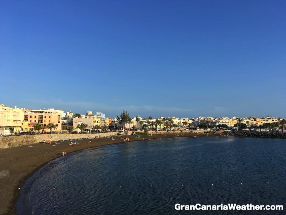 Gran Canaria Weather May Las Marañuelas Beach Arguineguin 2016