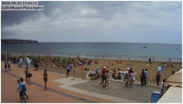 Gran Canaria Weather May Playa del Ingles 2016