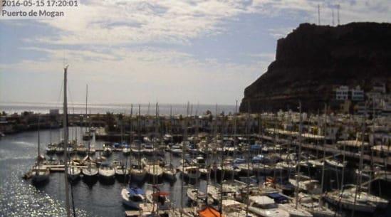 Gran Canaria Weather May Puerto de Mogan 2016