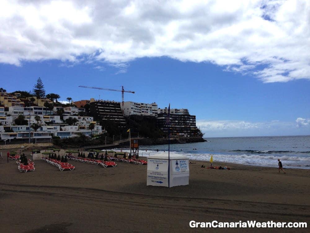 Gran Canaria Weather May San Agustin 2014
