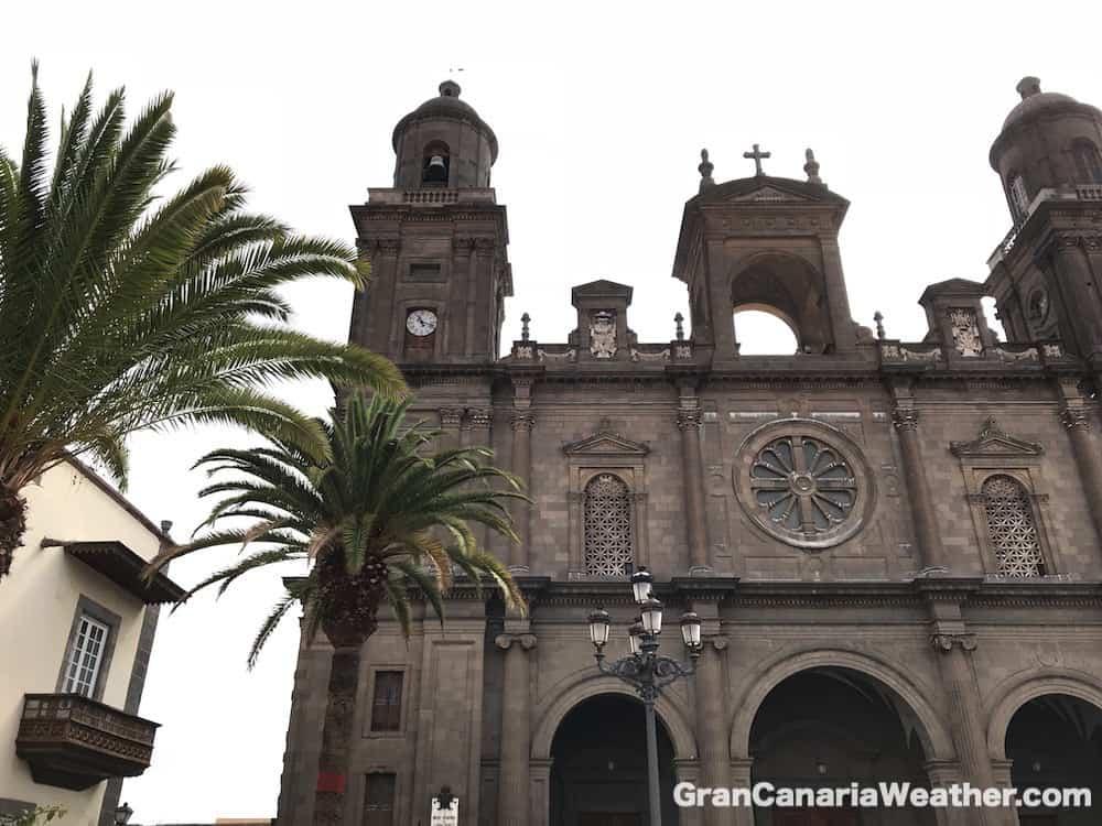 Gran Canaria Weather May Vegueta 2018