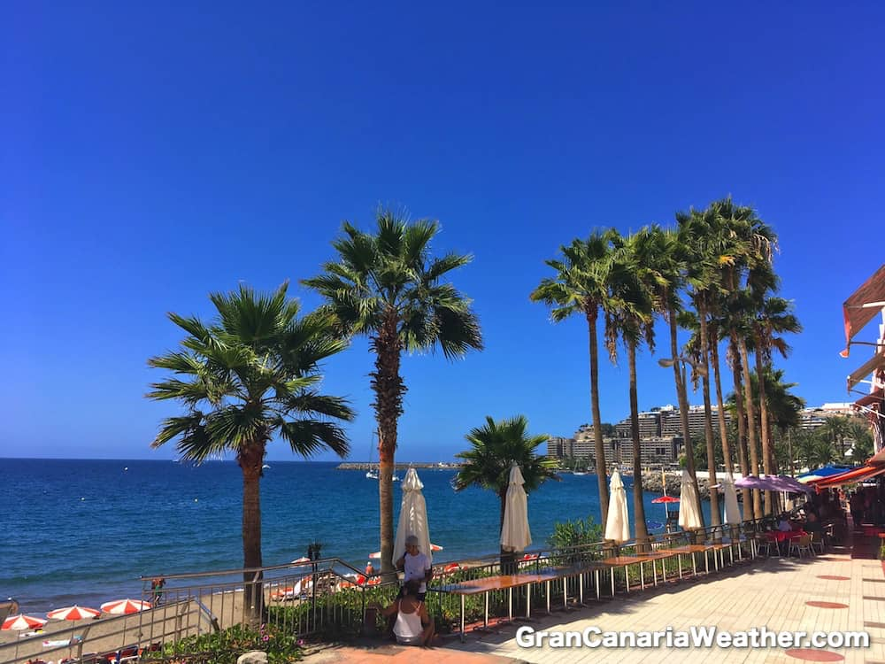 Gran Canaria Weather September Patalavaca 2016