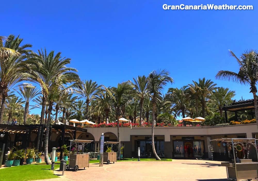 Gran Canaria Weather July Meloneras 2018