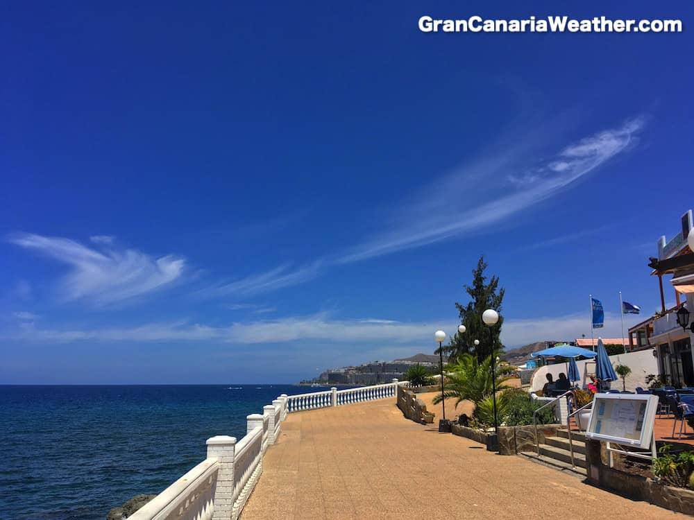 Gran Canaria Weather June Arguineguin 2016