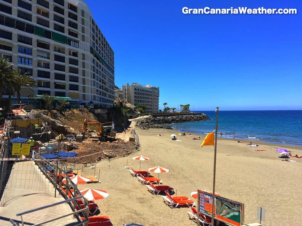Gran Canaria Weather June Patalavaca Beach 2016