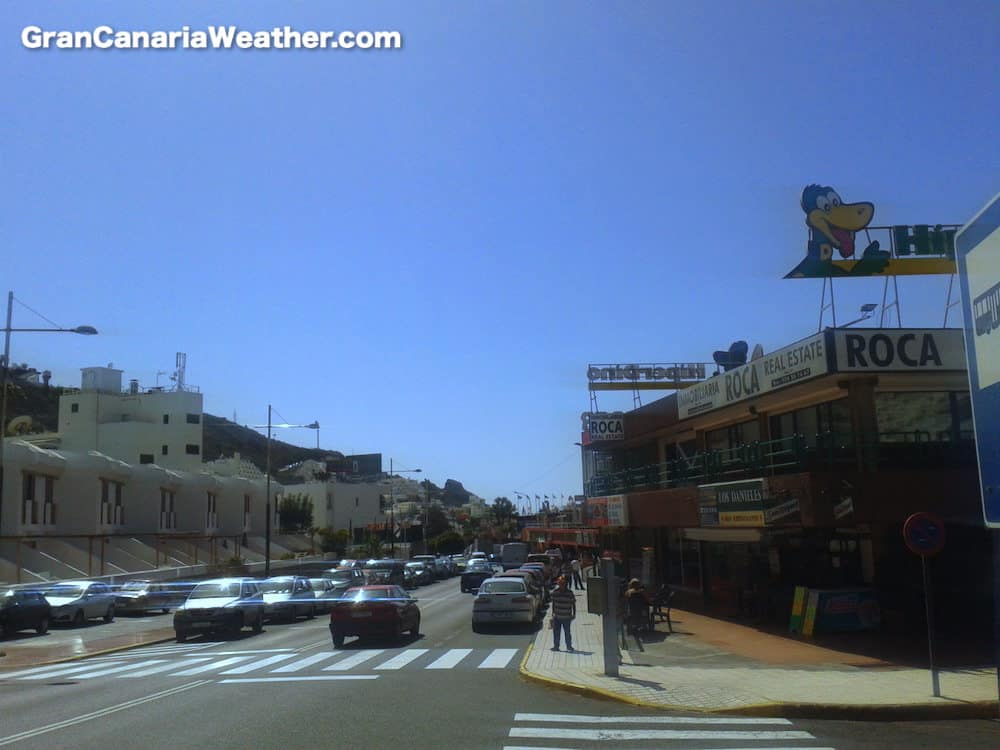 Gran Canaria Weather February Puerto Rico Shopping Center 2012