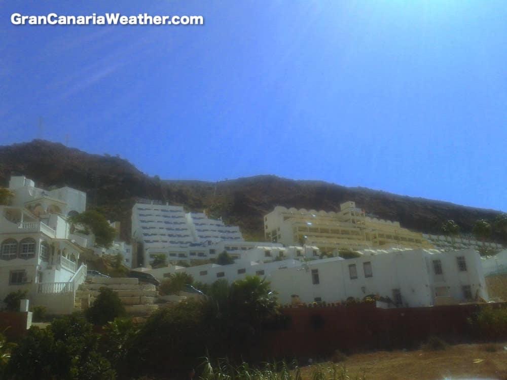 Gran Canaria Weather February Casablanca Apartments 2012