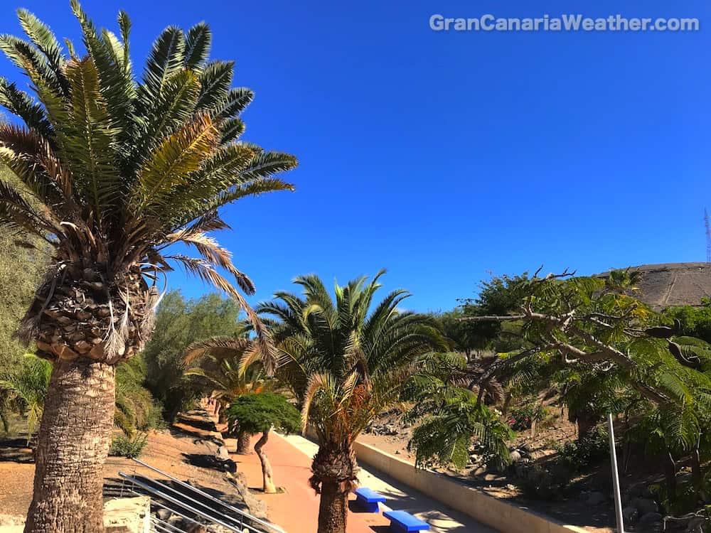 Gran Canaria Weather October Arguineguin 2018