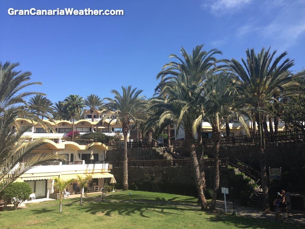 Gran Canaria Weather February Bahia Feliz Las Pitas 2016
