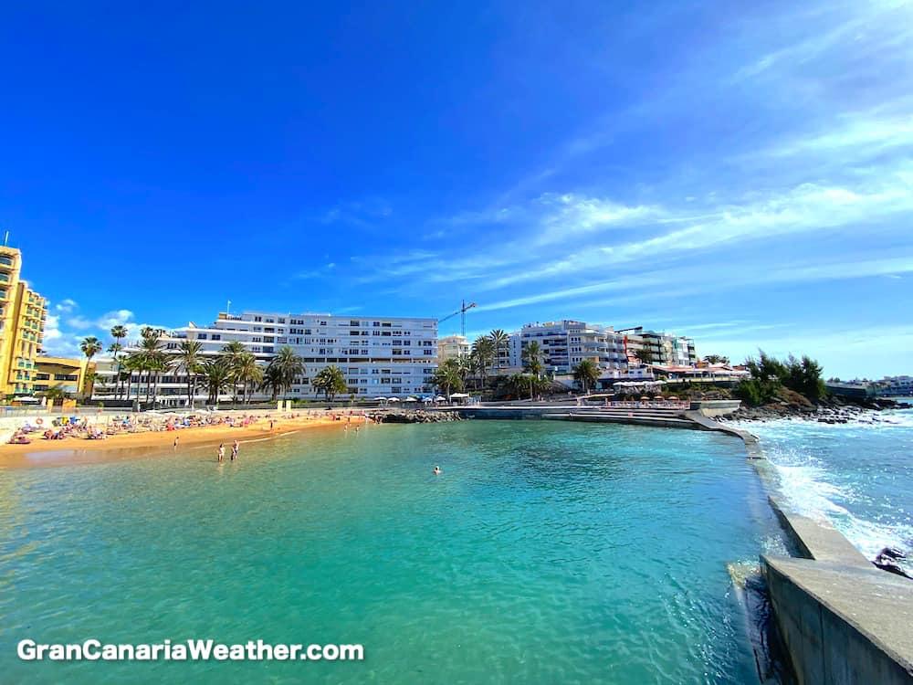 Gran Canaria Weather January Arguineguin 2020