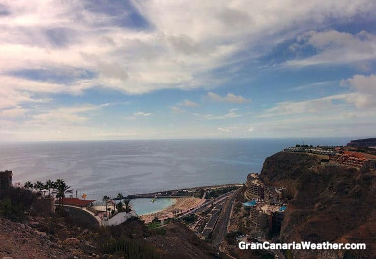 Gran Canaria Weather October Puerto Rico 2016