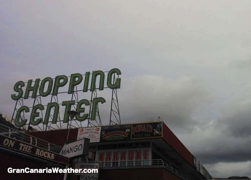 Gran Canaria Weather October Puerto Rico Shopping Center 2016