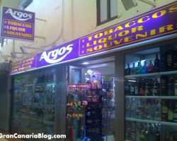 Argos in Gran Canaria