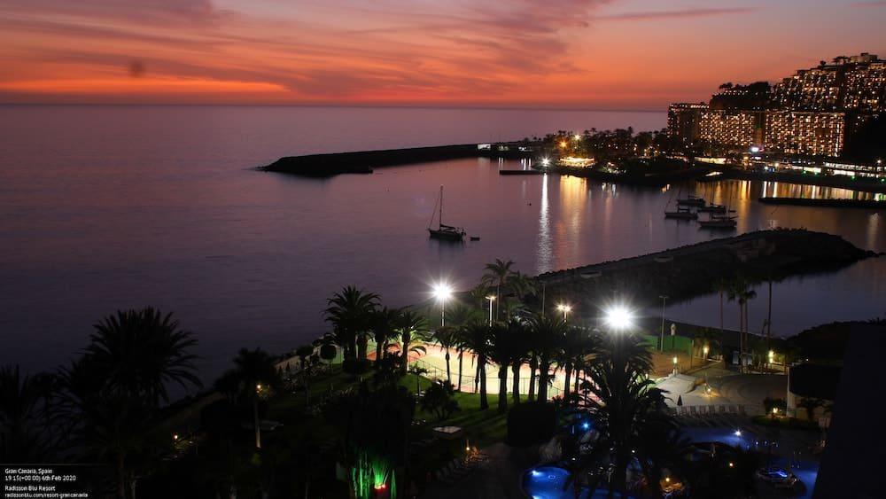 Gran Canaria Weather February Sunset Anfi 2020