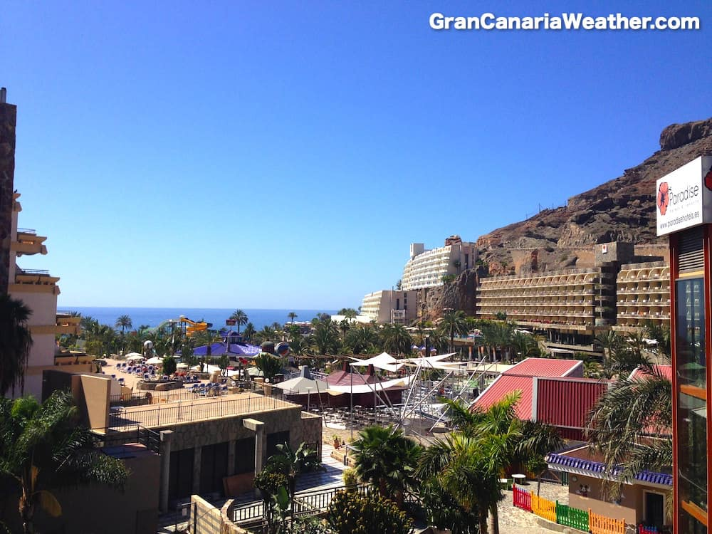 Gran Canaria Weather March Taurito 2015