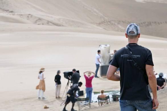 Luis Vuitton Maspalomas Dunes Photo Shoot Gran Canaria